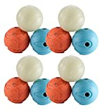 Chuckit! Dog Fetch Toy MEDLEY package of 3Whistler Glow Rebounce Ball MED 12Ball