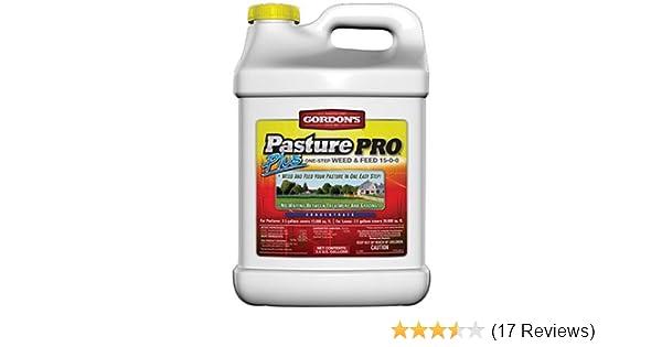 pbi gordon corp 7171122 Gordon's, 2 5 Gallon, Pasture Pro Plus Weed & Feed