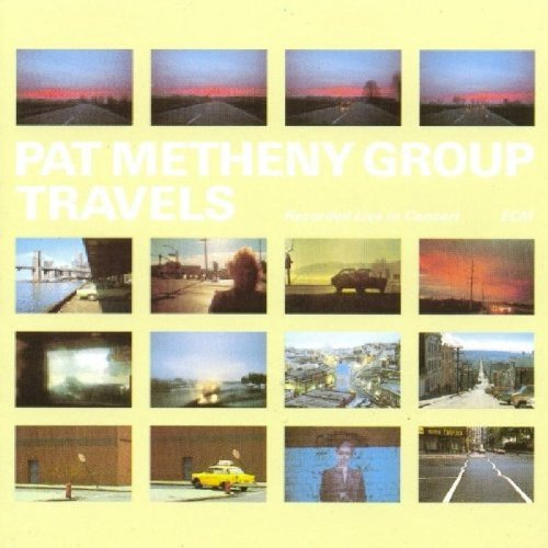 Vinilo : Pat Metheny - Travels (180 Gram Vinyl, 2PC)