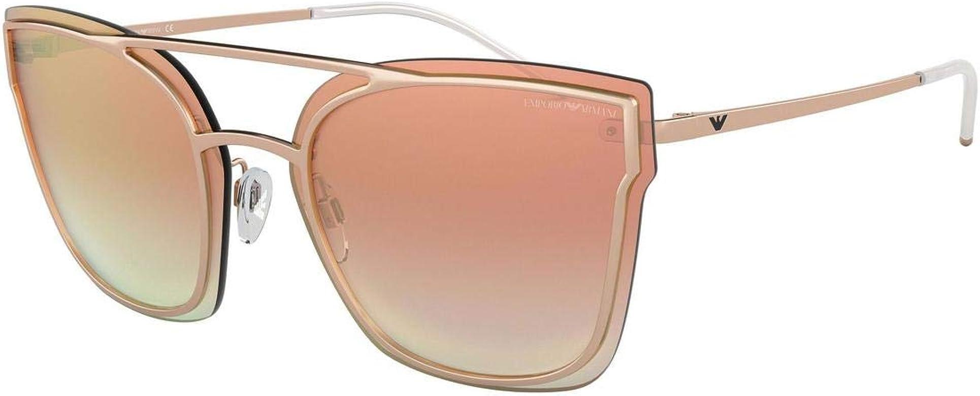 Amazon.com: Emporio Armani EA 2076 - Gafas de sol para mujer ...