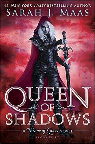 Bildergebnis für Queen of Shadows