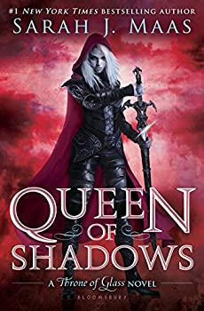Queen of Shadows by Sarah J. Maas YA fantasy book reviews