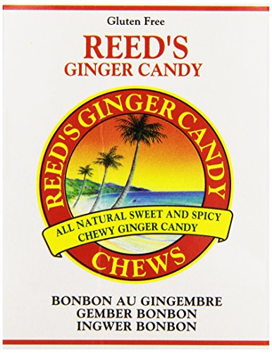 Reed's, Ginger Candy Chews, 2 - Reeds Chews Ginger