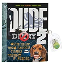 Dude Diary 2 [With Lock and Key]