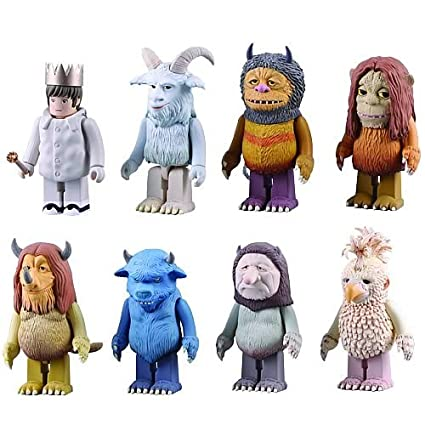 Toys where the wild things are special case