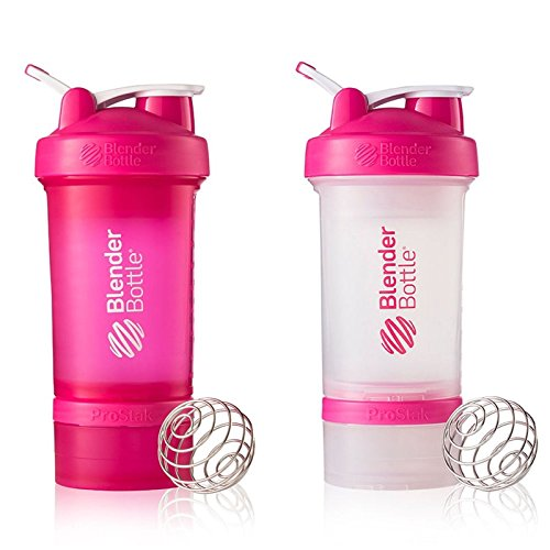 Blender Bottle ProStak 22 OZ Mixer Prote - Small Swell Center Jack Shopping Results