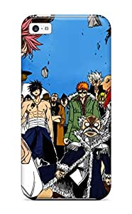 ZippyDoritEduard Fashion Protective Fairy Tail Guild Case Cover For Iphone 5c