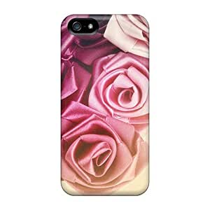 Ultra Slim Fit Hard JoinUs Case Cover Specially Made For Iphone 5/5s- Gorgeous Roses