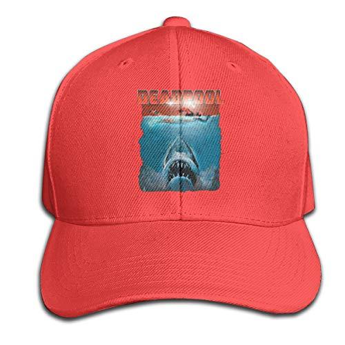 Deadpool Unisex Hat Red]()