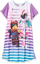 LEGO Big Movie 2, Short Sleeve Girls Paj...