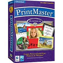 PrintMaster Platinum 2.0 [Old Version]
