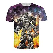 RageOn Men's Megatron T-Shirt