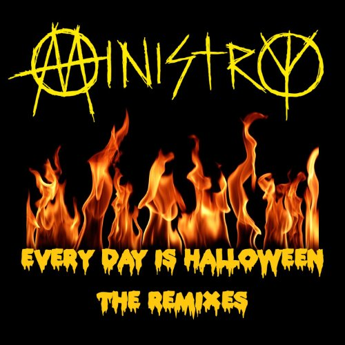 Everyday Is Halloween Ministry Album (Every Day Is Halloween - The)