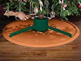 WeatherTech Christmas Tree Mat Terracotta