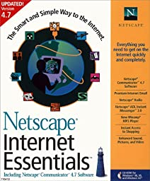 Netscape Internet Essentials 4.7