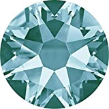 2000, 2058 & 2088 Swarovski Flatback Crystals Non Hotfix Light Turquoise | SS20 (4.7mm) - Pack of 100 | Small & Wholesale Packs