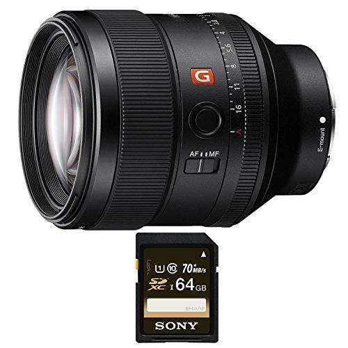sony-fe-85mm-f-14-gm-lens-sd-card-bundle
