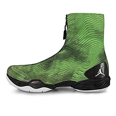 the latest 5050e 12d9e ... Nike Air Jordan 28 XX8 Retro Limited Edition Trainers - Electric Green .
