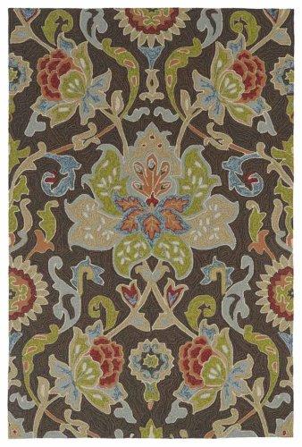 indoor outdoor rugs target - 2