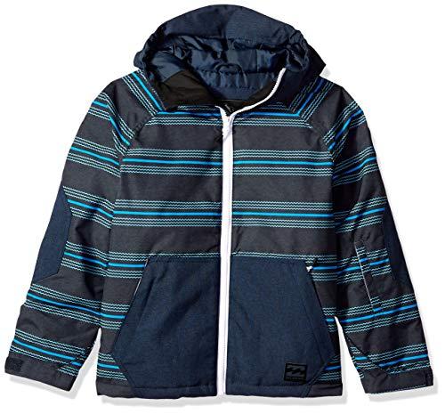 Billabong Snow - Billabong Big' All All Day Boys Insulated Snow Jacket, cali Blue, L