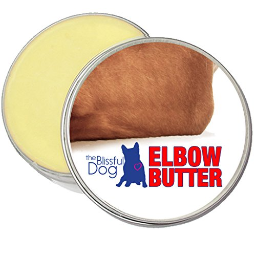 Handcrafted Tin - The Blissful Dog Elbow Butter for Dog Elbow Calluses, 1-Ounce
