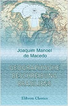 Book Geographische Beschreibung Brasiliens