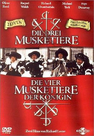 Musketiere Box Die drei Musketiere, Die vier Musketiere ...