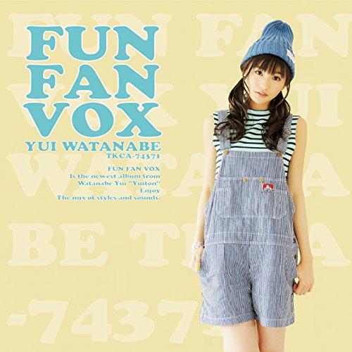 渡部優衣 / FUN FAN VOX[BD付初回限定盤]の商品画像
