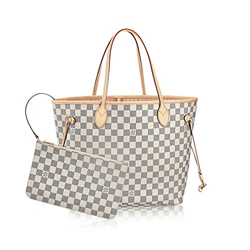 louis-vuitton-damier-azur-canvas-rose-ballerine-neverfull-mm-n41605