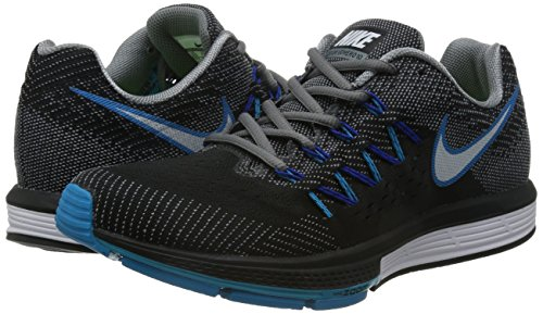 Nike Men's Air Zoom Vomero Cool Grey/White/Black/Bl Lgn RunningShoe  Men
