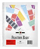 American Educational Fraction Bar Guide For Elementary, Grades 5-8