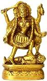 Mother Goddess Kali - Brass Sculpture