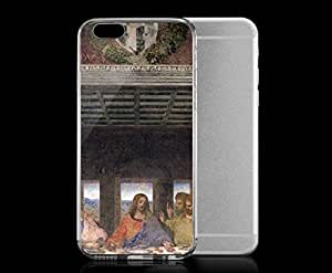Light weight with strong PC plastic case for Iphone 6 Art The Classics Da Vinci The Last Supper