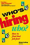 img - for Who's Hiring Who book / textbook / text book