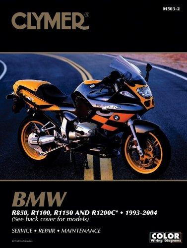 BMW R850, R1100, R1150 And R1200C, 1993-2004 (Clymer Motorcycle Repair)