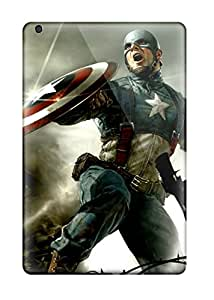 Ipad Mini 2 Cover Case - Eco-friendly Packaging(captain America Cg) 7722547J94617221