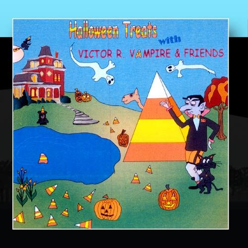 HALLOWEEN TREATS with Victor R. Vampire & Friends ()
