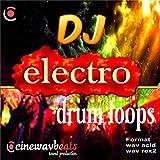 cb 1079 Dj Electro Drum Loops, Bpm 91