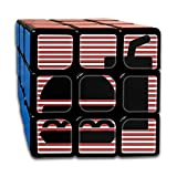 3x3 Rubik Cube Fast Food Junk Food Smooth Magic Cube Sequential Puzzle