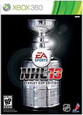Nhl 13 stanley cup edition steelbook only g1 no game included | ebay.