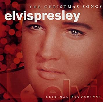 Elvis Presley Christmas Music.Elvis Presley The Christmas Songs