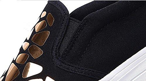 Women's Sequin Shoes Laruise Gold Laruise Women's TS6nw