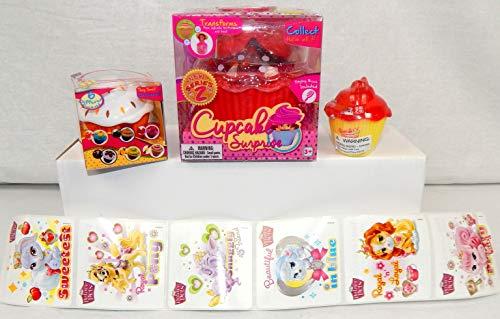 (Cupcake Surprise Dolls Gift Bundle)
