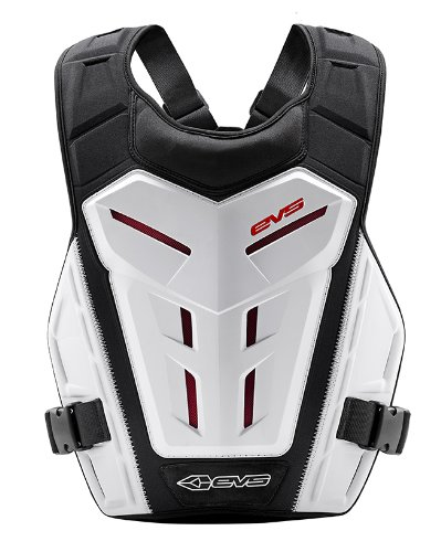 EVS Sports REVO 4 Roost Guard (White, Small/Medium) by EVS Sports