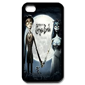 Custom Case The Nightmare Before Christmas For iPhone 4,4S Q3V793343