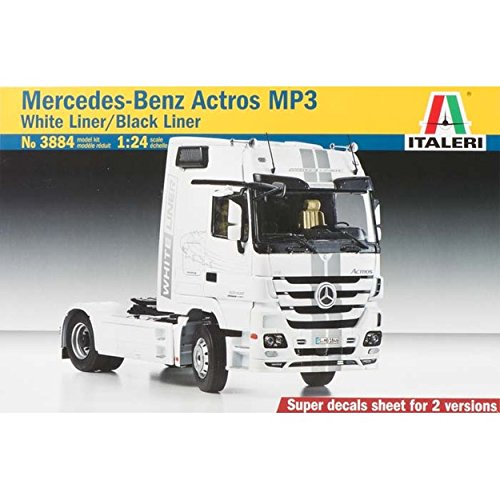 Italeri Models Mercedes Benz Actros MP3 Truck (Actros Truck Accessories compare prices)