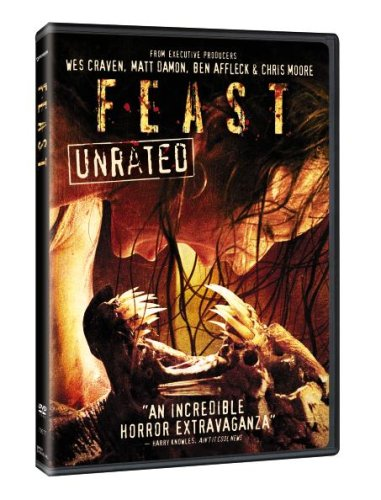 DVD : Feast (Unrated Version, Widescreen)