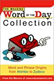 Mavens' Word Collection, RH Disney Staff, 0375719768