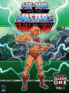 He-man And The Masters Of The Universe - Season One Vol 1 by Bci / Eclipse