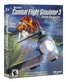 Combat Flight Simulator 3: Battle for Europe (B00006IIVJ)   Amazon price tracker / tracking, Amazon price history charts, Amazon price watches, Amazon price drop alerts